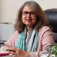 Dr Salma Siddiqui